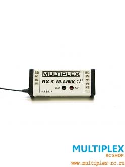 Приемник RX-5 M-LINK 2.4 GHz