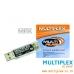 Комплект беспроводного симулятора MULTIflight Stick+ MULTIflight CD (без пульта)