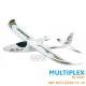 Набор (kit) MULTIPLEX для сборки р/у планера EasyStar II