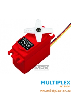 Рулевая машинка цифровая MULTIPLEX Tiger digi 4