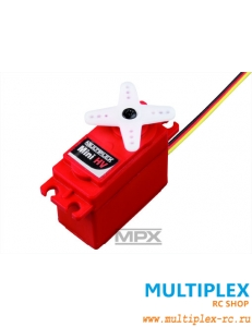 Рулевая машинка MULTIPLEX Mini-HV 7.4V