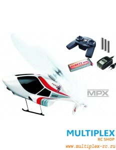 Р/у вертолет MULTIPLEX FunCopter V2 RTF (Полный набор)