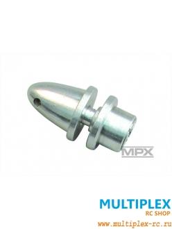 Переходник для пропеллера с 2.3 мм на 6 мм.