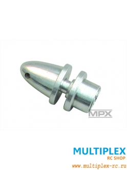 Переходник для пропеллера с 3.5 мм на 6 мм.