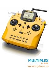 Комплект аппаратуры управления MULTIPLEX Royal SX action 9 каналов 2.4 GHz