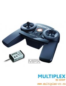 Комплект аппаратуры управления MULTIPLEX SMART SX M-LINK Set, Mode 2+4, 2,4 ггц