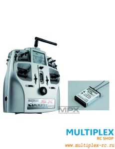 Комплект аппаратуры MULTIPLEX управления COCKPIT SX M-LINK 2,4ггц