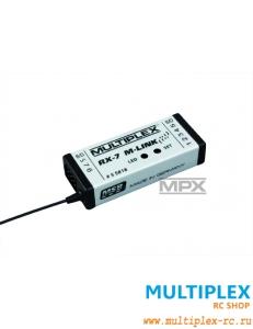 Приемник MULTIPLEX RX-7 M-LINK 2.4 GHz