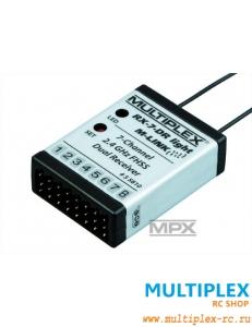 Приемник MULTIPLEX RX-7-DR light M-LINK 2.4 GHz
