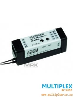 Приемник RX-9-DR compact M-LINK 2.4 GHz