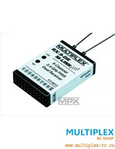 Приемник MULTIPLEX RX-9-DR M-LINK 2.4 GHz
