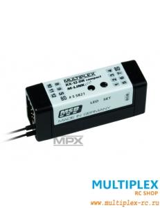 Приемник MULTIPLEX RX-12-DR compact M-LINK 2.4 GHz