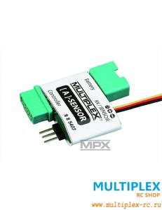 Сенсор тока MULTIPLEX 35А (с разъемом М6)