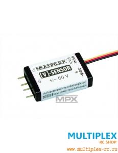 Сенсор MULTIPLEX напряжения 2-х канальный