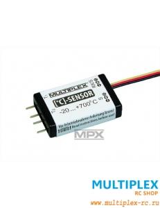 Сенсор MULTIPLEX температуры 2-х канальный