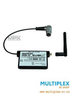 ВЧ модуль MULTIPLEX HFMx V2 M-LINK 2.4 GHz