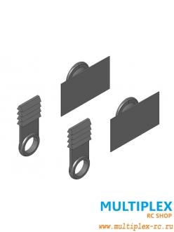 Фиксатор капота MULTIPLEX (Canopy-Lock 2 pair)