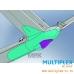 Набор (kit) MULTIPLEX для сборки р/у планер Blizzard