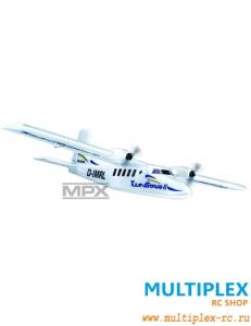 Набор (kit) MULTIPLEX для сборки р/у самолета TwinStar II