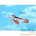 RR набор MULTIPLEX  для сборки самолета STUNTMASTER