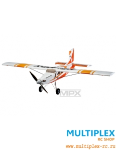 Набор (RR) MULTIPLEX для сборки р/у самолёта PILATUS PC-6 красный
