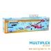 Набор (RR) MULTIPLEX для сборки р/у самолёта PILATUS PC-6 синий