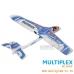 Набор RR MULTIPLEX для сборки р/у самолёта SHARK