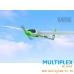 RR+ набор MULTIPLEX для сборки р/у самолета PANDA Sport