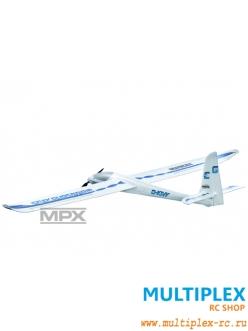 Набор (RR) MULTIPLEX для сборки р/у планера EasyGlider PRO BlueEdition