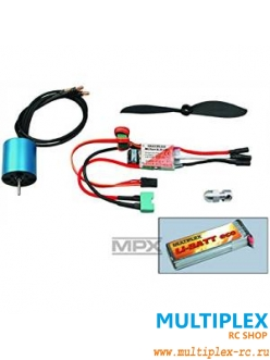 "Силовая установка MULTIPLEX Powerset ""EasyStar BL-TUNING"" Li-BATT powered"