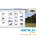 Симулятор MULTIPLEX MULTIflight PLUS Set mit SMART SX 6 Mode 2/4
